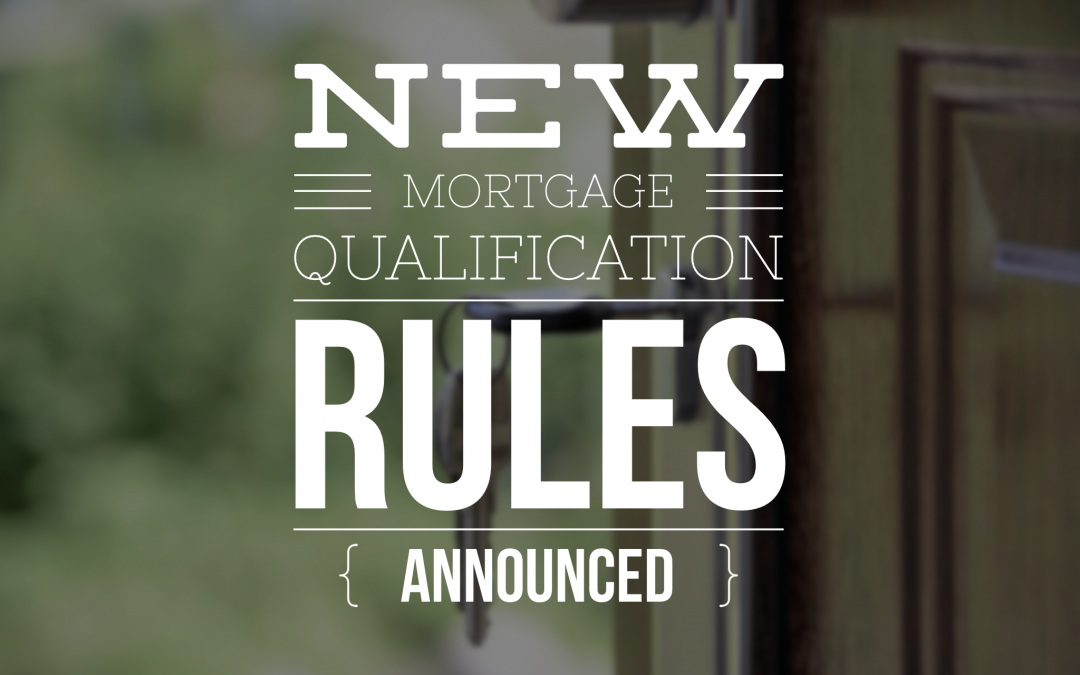 OFSI Announces New Mortgage Qualification Rules