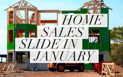 Canadian Home Sales Slide in January Led By Golden Horseshoe