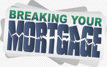 break your mortgage term