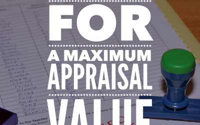 7 Tips For A Maximum Appraisal Value